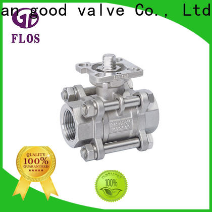 Latest three piece ball valve valvethreaded manufacturers for directing flow