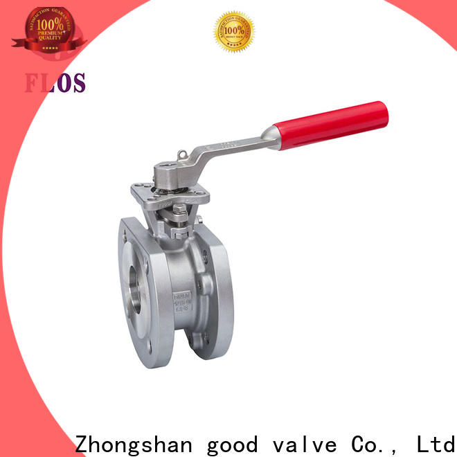 FLOS Best 1 piece ball valve for business for closing piping flow