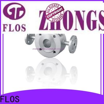 FLOS Best one piece ball valve Supply for closing piping flow