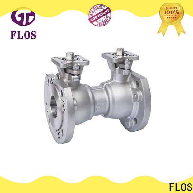 New one piece ball valve valveflanged manufacturers for opening piping flow