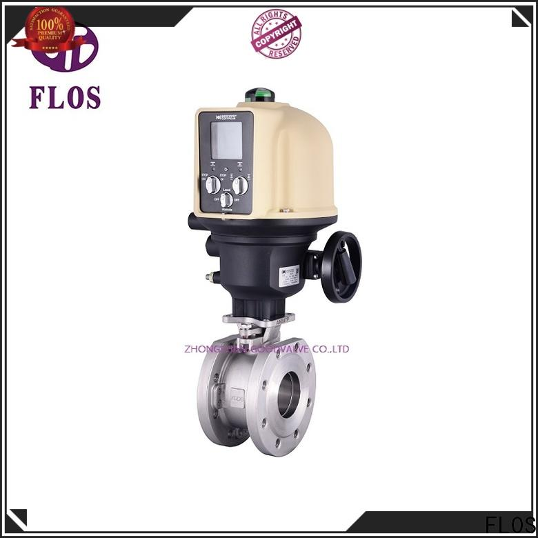 FLOS Latest valves Supply for closing piping flow