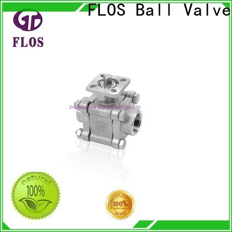 Best 3-piece ball valve pc manufacturers for closing piping flow