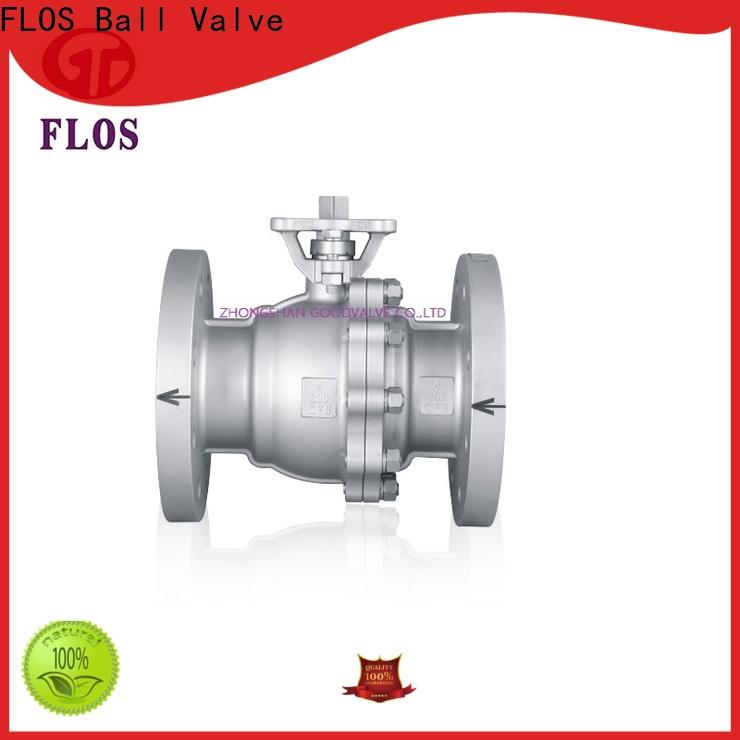 FLOS pc stainless steel valve for business for closing piping flow