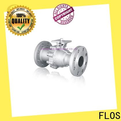 FLOS New ball valve manufacturers company for closing piping flow