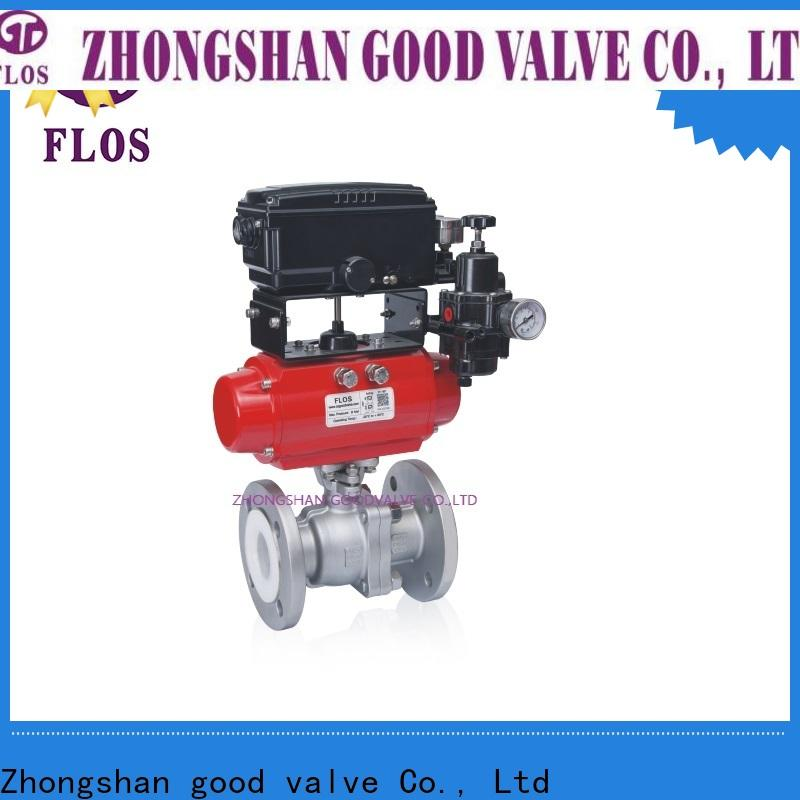 Best stainless steel valve pneumatic Suppliers for opening piping flow