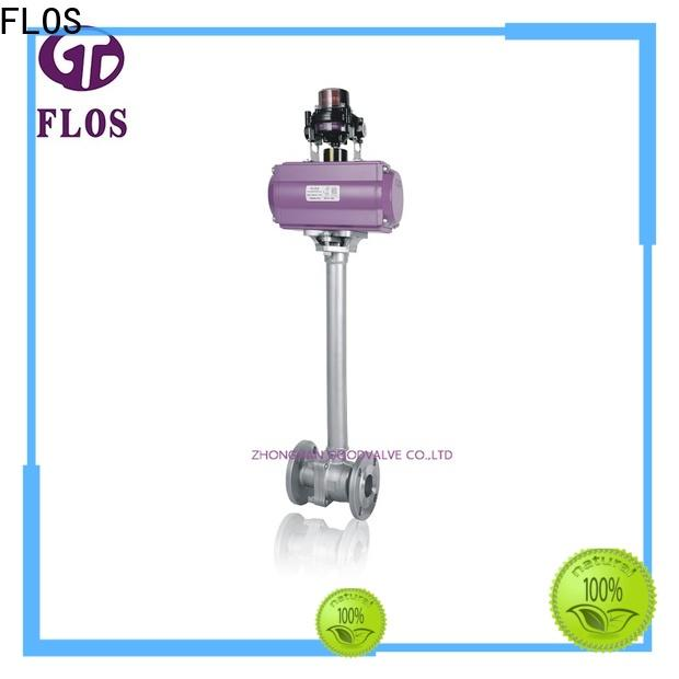 Top two piece ball valve valve factory for directing flow