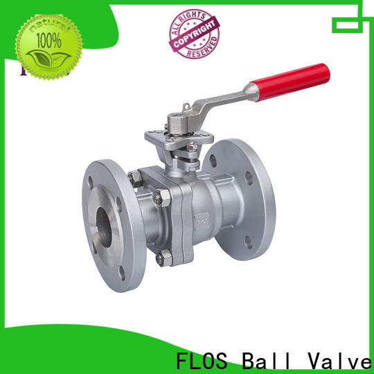 FLOS valvethreaded ball valve manufacturers factory for opening piping flow