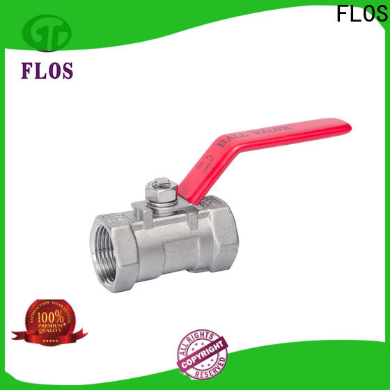 Custom 1-piece ball valve valveopenclose factory for opening piping flow
