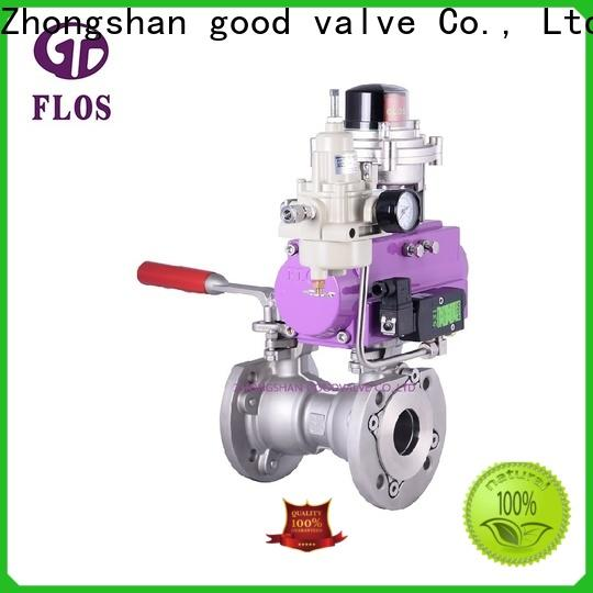 FLOS Latest single piece ball valve Supply for opening piping flow