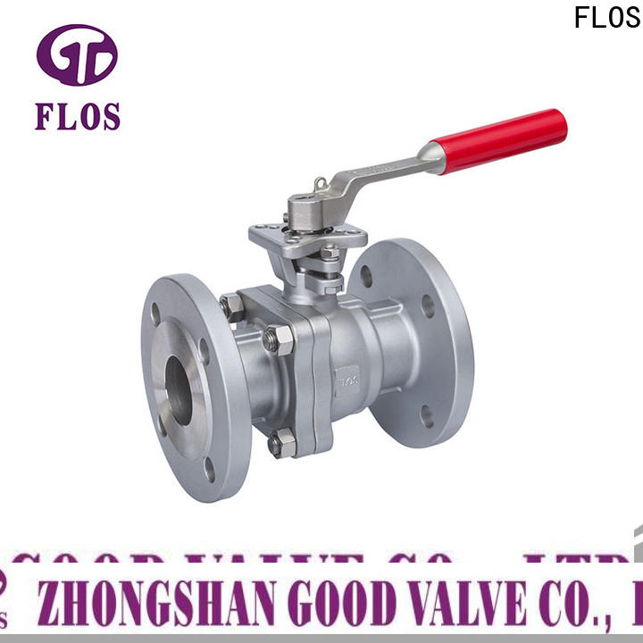 FLOS Wholesale stainless steel valve factory for closing piping flow