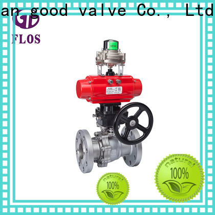 FLOS Top stainless ball valve Suppliers for directing flow