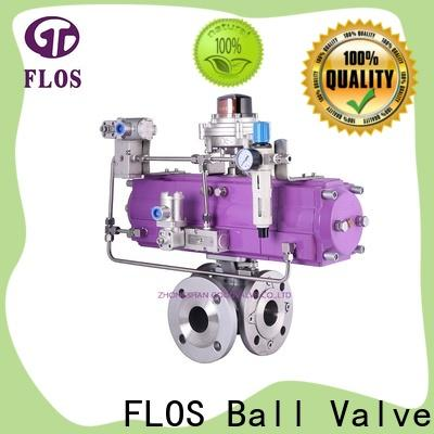 Best three way valve highplatform Supply for opening piping flow