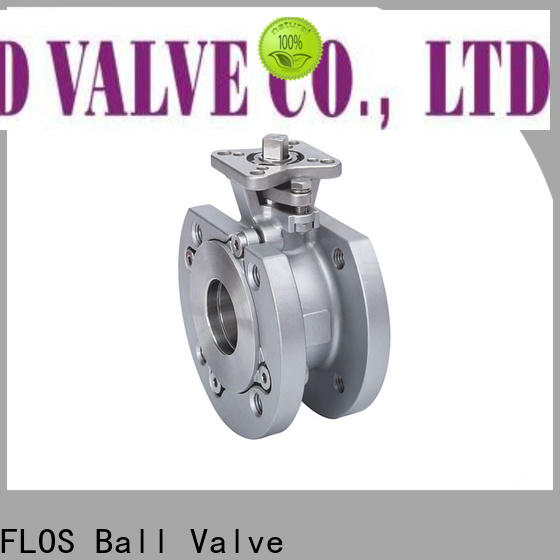 FLOS Best 1 pc ball valve factory for opening piping flow