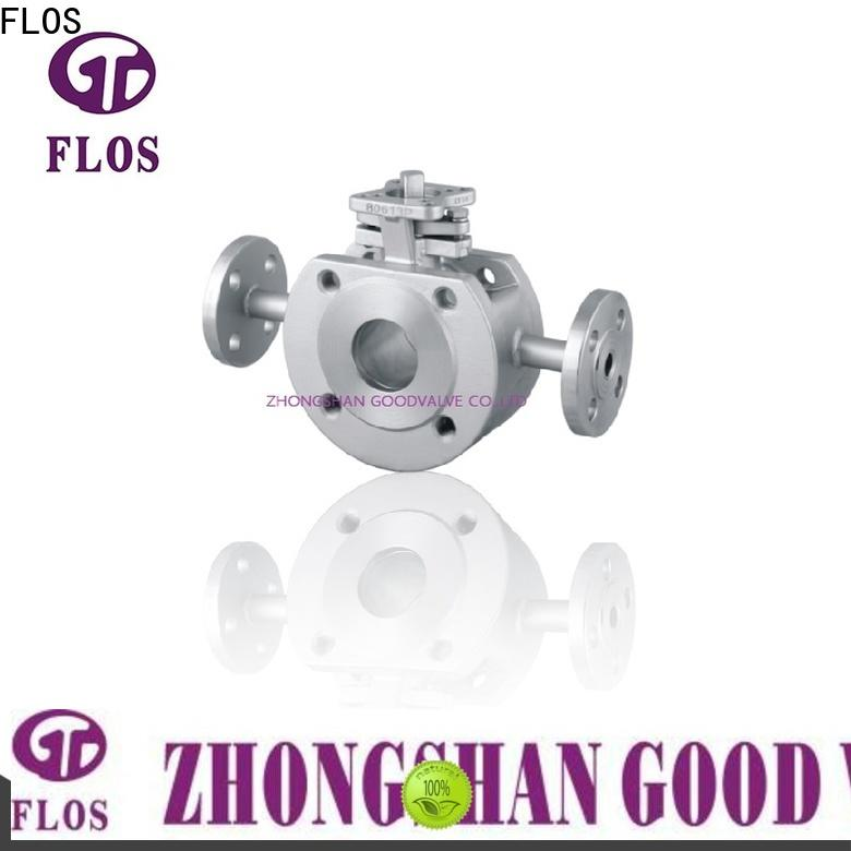 FLOS Wholesale valves company for closing piping flow