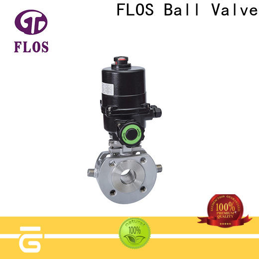 FLOS Best professional valve factory for closing piping flow