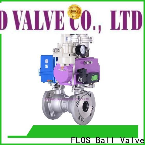 FLOS Best ball valve company for opening piping flow
