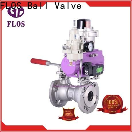 FLOS Custom professional valve Suppliers for closing piping flow