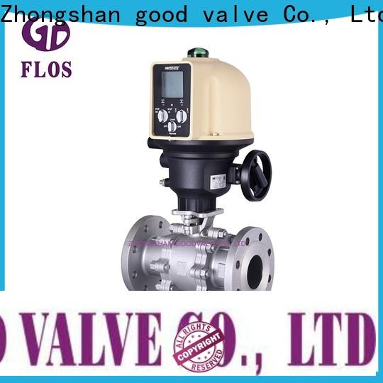 FLOS switchflanged 3 piece stainless steel ball valve for business for directing flow