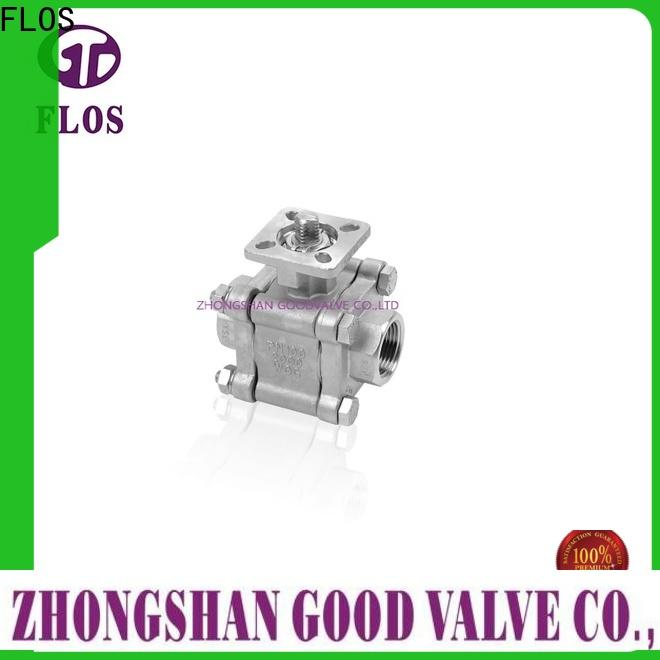 Top 3-piece ball valve valve Suppliers for opening piping flow
