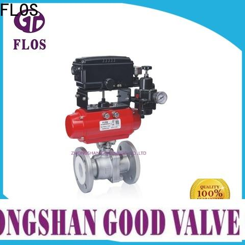 FLOS Best stainless steel ball valve Supply for opening piping flow