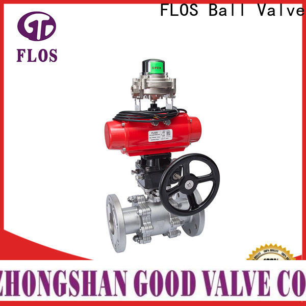 Custom 3-piece ball valve valvethreaded manufacturers for closing piping flow