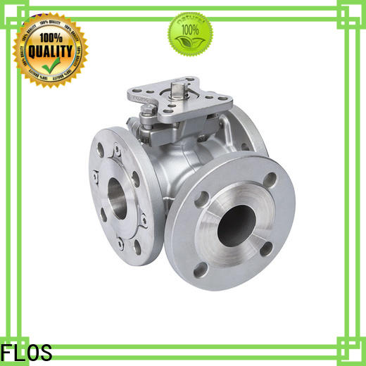 FLOS highplatform multi-way valve for business for directing flow
