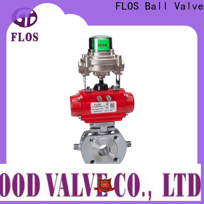 FLOS Best 1 pc ball valve Suppliers for closing piping flow