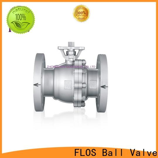 FLOS pneumaticworm ball valves Supply for opening piping flow
