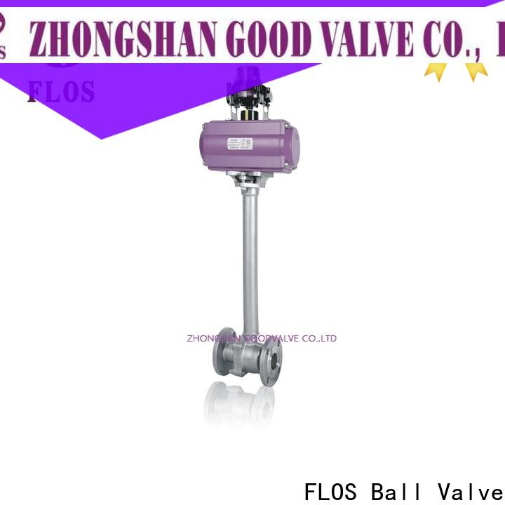 FLOS New stainless steel ball valve Supply for directing flow
