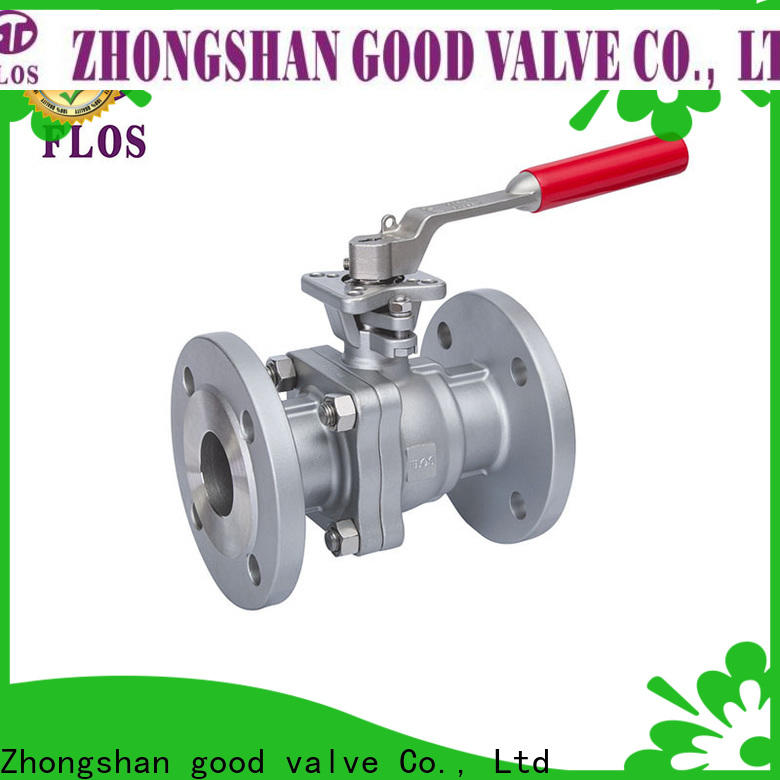 FLOS Top stainless steel valve company for closing piping flow