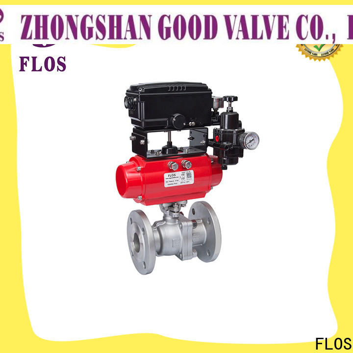 FLOS New stainless steel valve for business for directing flow