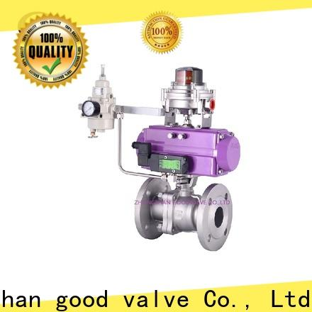 FLOS pneumatic stainless steel ball valve Suppliers for directing flow