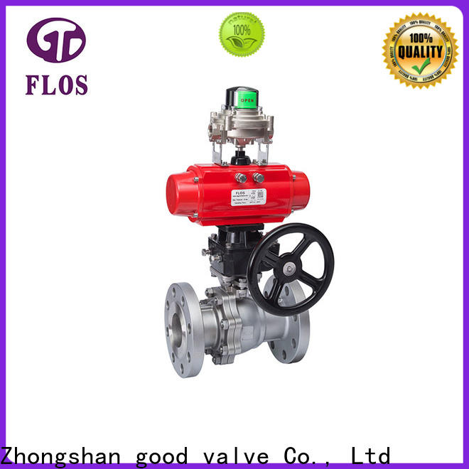 FLOS New stainless steel ball valve Supply for closing piping flow