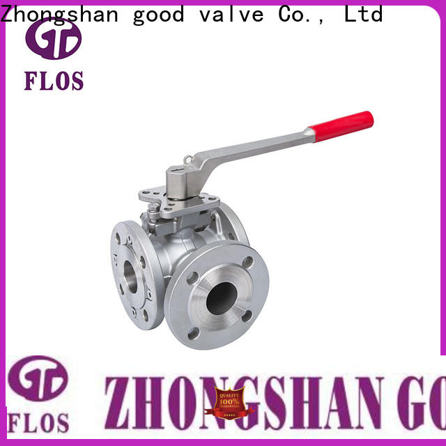 Top three way ball valve suppliers carbon for business for closing piping flow