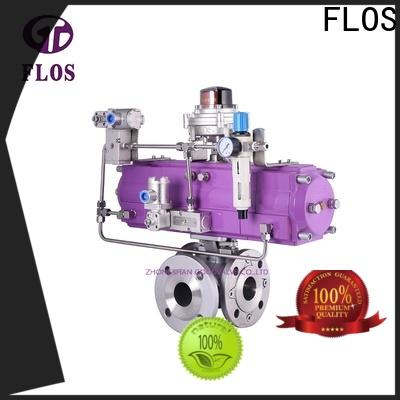FLOS Best three way ball valve suppliers manufacturers for opening piping flow