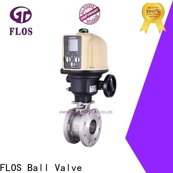 High-quality 1 pc ball valve pneumaticelectric Supply for closing piping flow