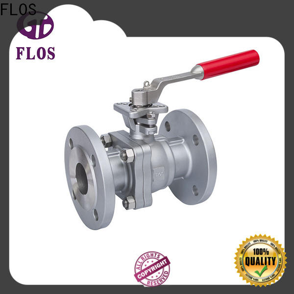 FLOS Latest ball valve manufacturers Supply for closing piping flow