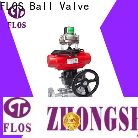 FLOS Wholesale 3-piece ball valve Supply for directing flow