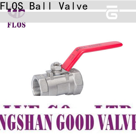 FLOS position 1-piece ball valve Suppliers for directing flow