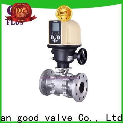 Best 3-piece ball valve pneumaticworm factory for closing piping flow