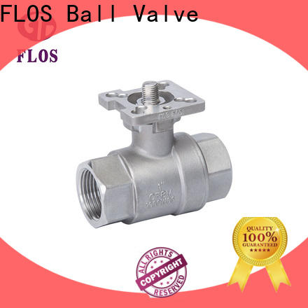 Custom stainless steel ball valve valve Suppliers for closing piping flow