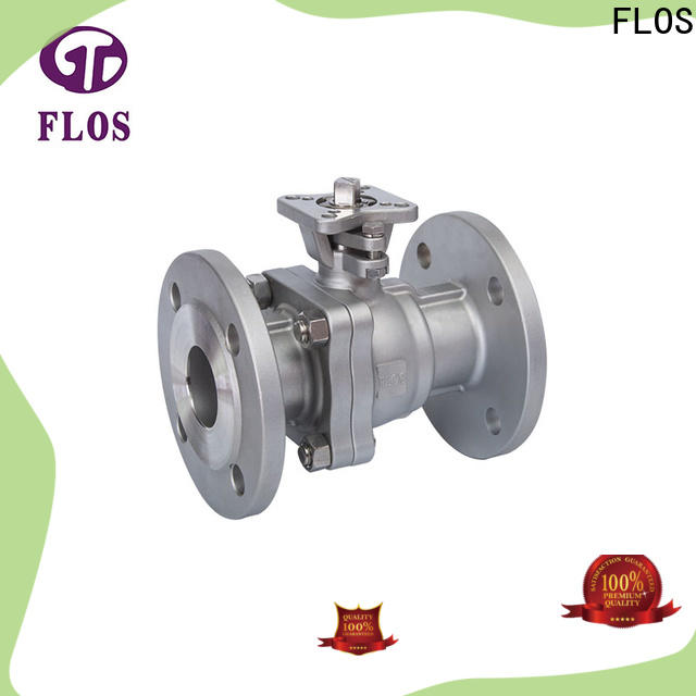 FLOS Wholesale stainless ball valve Supply for opening piping flow