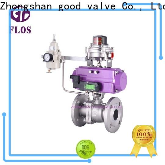 FLOS High-quality 2 piece stainless steel ball valve company for directing flow