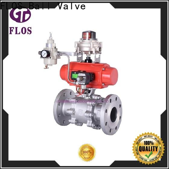 FLOS Top stainless valve manufacturers for opening piping flow