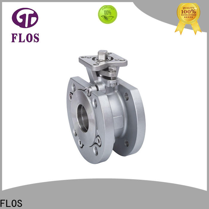 FLOS preservation 1 pc ball valve Suppliers for closing piping flow