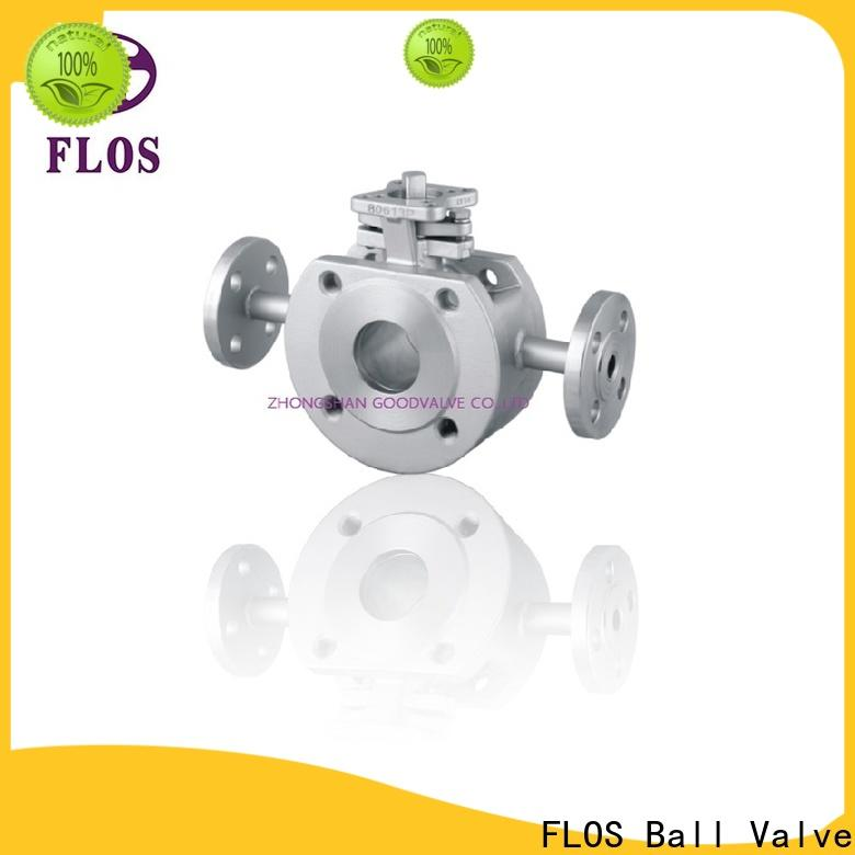 FLOS Custom valve company for business for closing piping flow