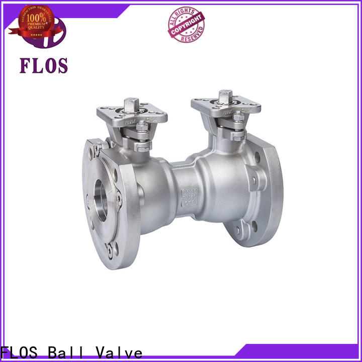 FLOS Latest 1 piece ball valve Supply for directing flow