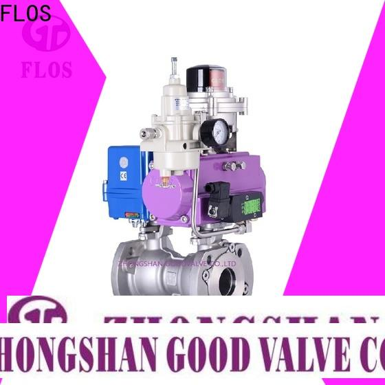 FLOS Wholesale uni-body ball valve Suppliers for directing flow