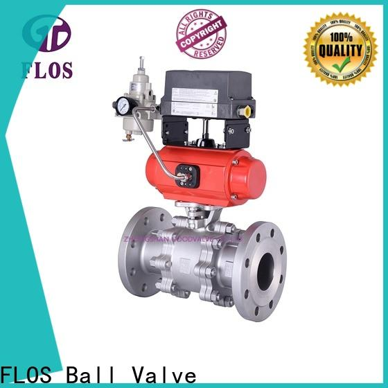 Wholesale three piece ball valve ends manufacturers for closing piping flow