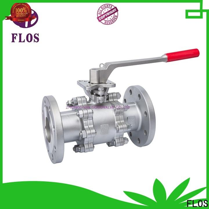 New stainless valve switchflanged for business for closing piping flow